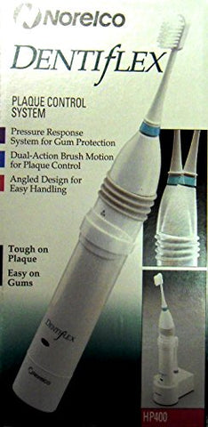 Norelco Dentiflex HP400 Electric Tooth Brush
