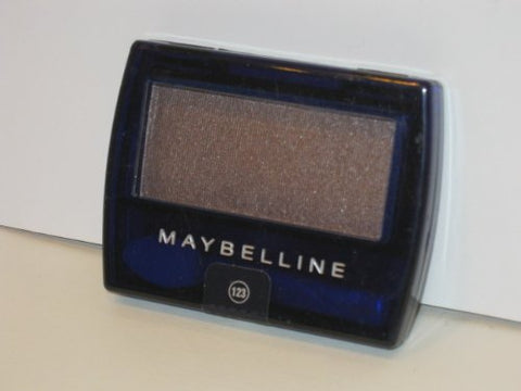 Maybelline Expert Eye Eye Shadow Hypoallergenic, #123 Head-To-Taupe (Pearl)