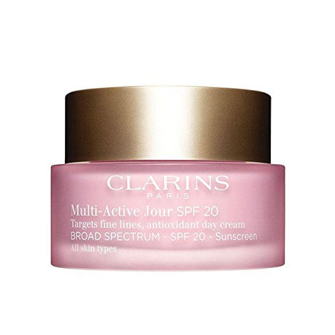Multi Active Day Cream Broad Spectrum SPF 20 All Skin Types