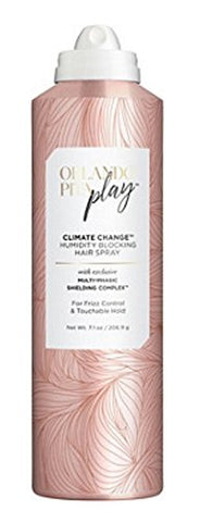 ORLANDO PITA PLAY Climate Change Humidity Blocking Hairspray 7 oz