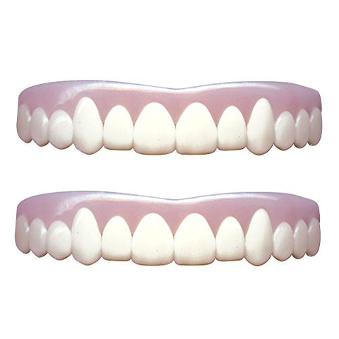 (Set/2) Natural Imako Cosmetic Custom Teeth (Small) - Smile With Confidence