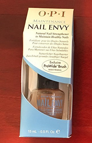 NAIL ENVY NAIL STRENGTHENER - FOR HEALTHY MAINTENANCE 0.5oz 1 pc