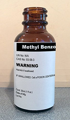 Methyl Benzoate 98% High Purity 30ml
