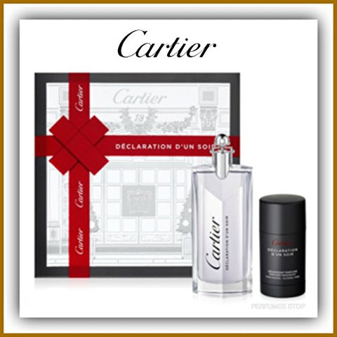 Cartier Dclaration d'un Soir Gift Set
