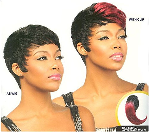 Sensationnel Freestyle Human Hair Bump Wig - HEYLIN (TB27S (27S))
