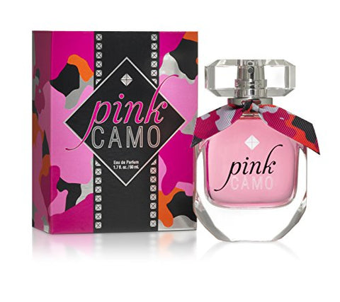 Pink Camo Perfume Spray, 1.7 oz