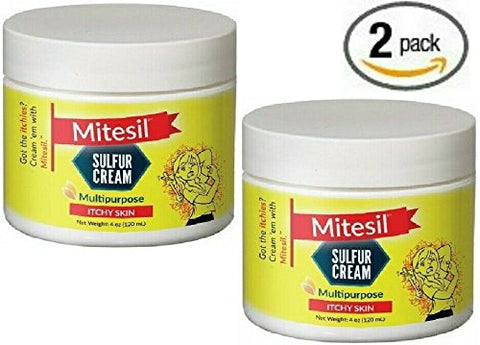 2pack - Mitesil Mite Cream - Relief