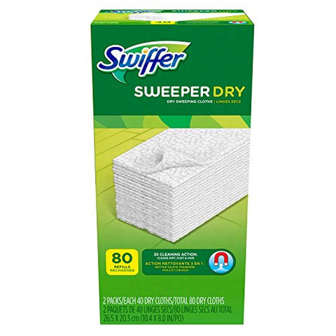 Swiffer Dry Refills, Open Window Fresh