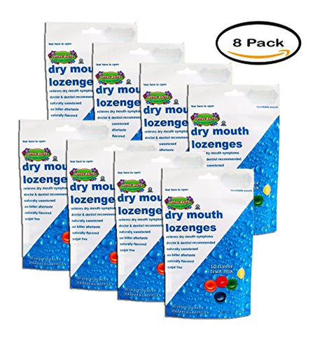 - Cotton Mouth Dry Mouth Lozenges, 30 count, 3.3 oz