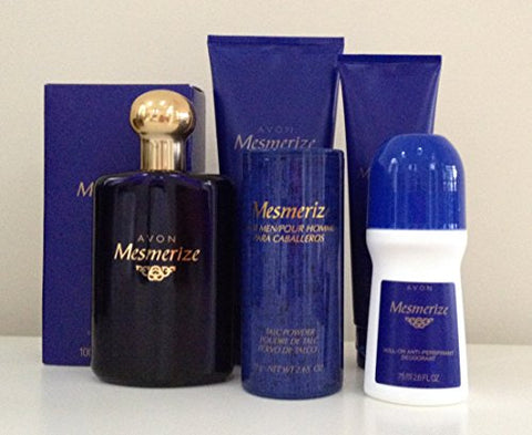 Mesmerize for Men Scent-sational 5-piece Collection