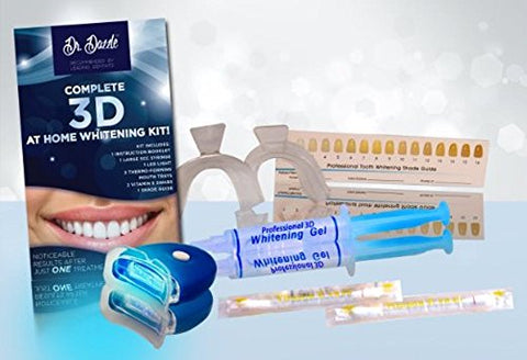 Dr. Dazzle 3D At Home Teeth Whitening Kit