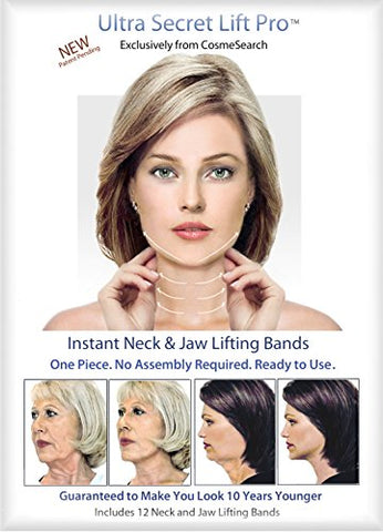 Ultra Secret Lift Pro - Instant Neck Lift