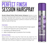 Keratherapy Keratin Infused Perfect Finish Session Hair Spray! (Maximum Hold) 10 Oz.