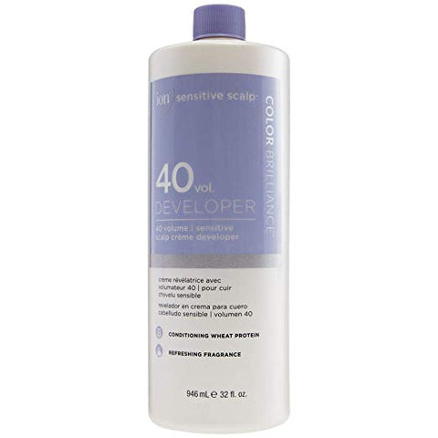 Ion Sensitive Scalp 40 Volume Creme Developer