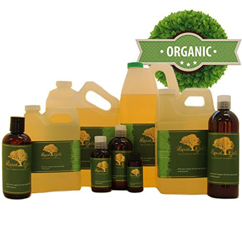 48 Fl.oz Premium Organic Moringa Oleifera Oil Pure Health Hair Skin Care Nails Cuticle Strengthener (3 of 16 Oz bottles)