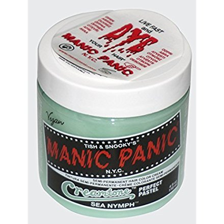 Manic Panic Creamtone Hair Color 4 fl oz Sea Nymph