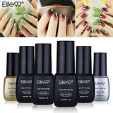Elite99 Temperature Color Change Nail Polish, UV LED Soak Off Nail Art Gel Polish, Thermal Color-Changing Manicure 7ML 5006