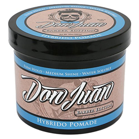Don Juan Hybrido Pomade Strong Hold 32 oz