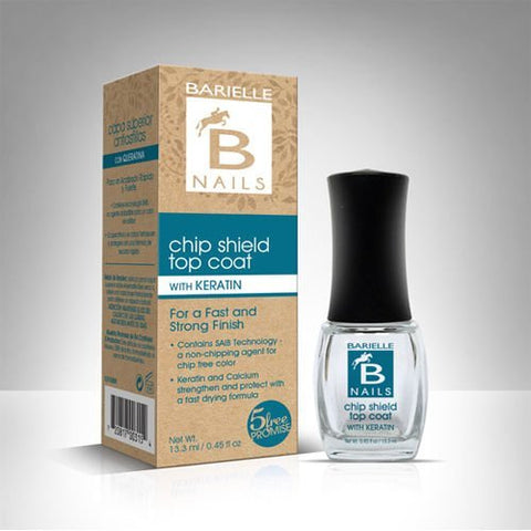 Barielle Nails Chip Shield Top Coat