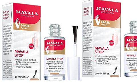 Mavala Switzerland Mavala Stop Nail Biting, 0.3 oz