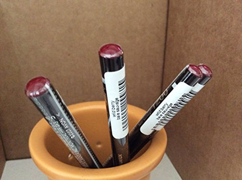 Avon Ultra Luxury Lip Liner Wild Berry Lot 4 Pencils