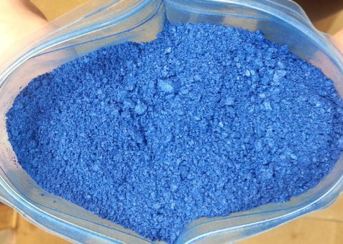 1 OZ COLORANA DARK BLUE PIGMENT FOR SOAP COSMETIC BY DR.ADORABLE