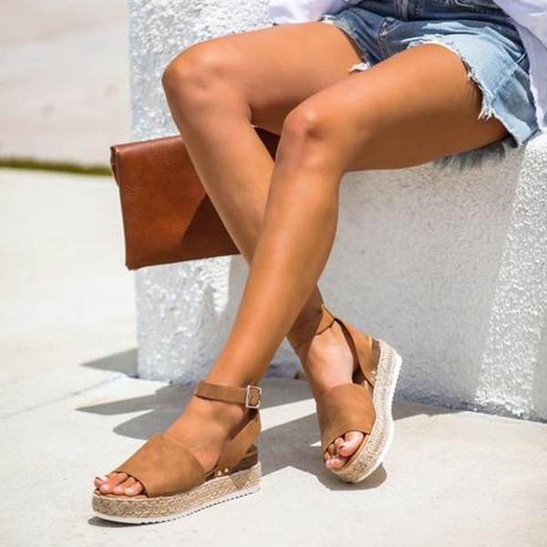 Leather Summer Sandals