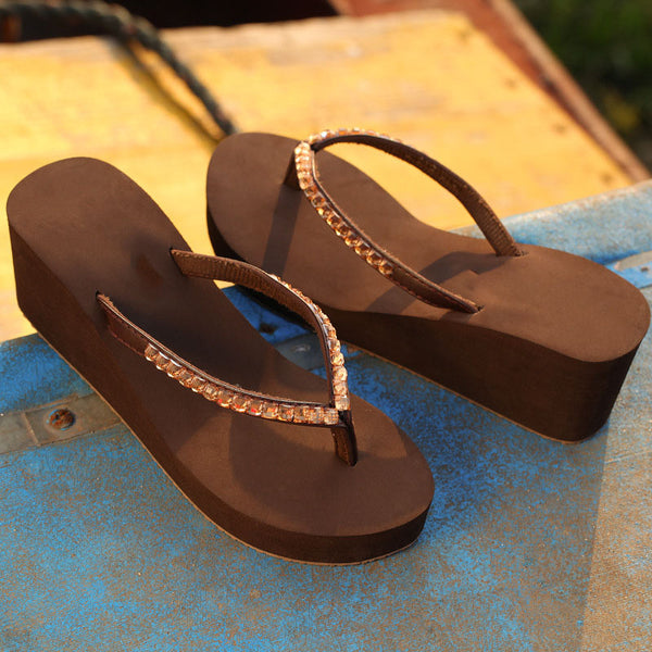 Wedge heel Summer Holiday Sandals