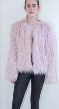 Load image into Gallery viewer, Pink Dreams Faux Fur