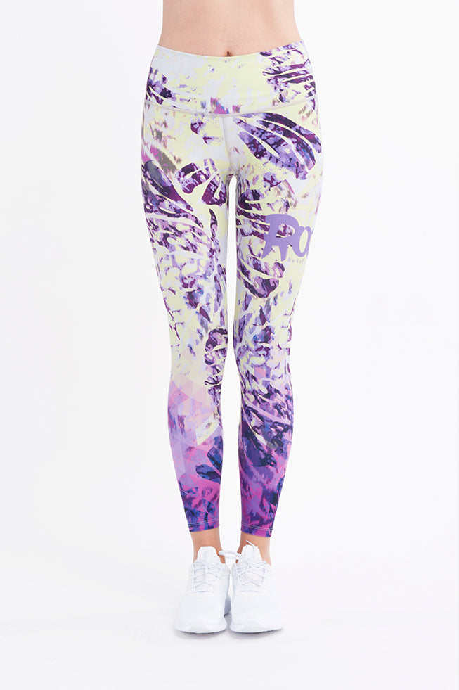 Palm Tie Dye Leggings