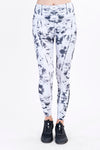 Mirrored Tie Dye Leggings
