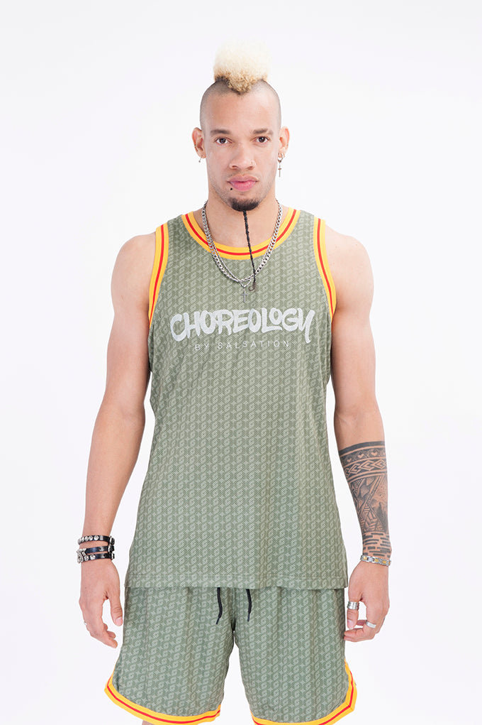 COMING SOON Choreology Basketball Tank