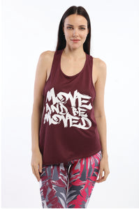 Move and Be Moved Tank