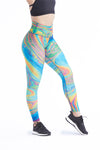 Rainbow Swirl Leggings