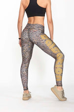 Pollock Leggings - Multi/Gold