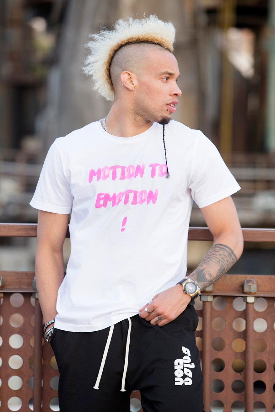 Motion to Emotion T-shirt