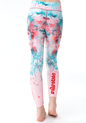 Lion/Girl Leggings