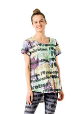Tropical Long Tee