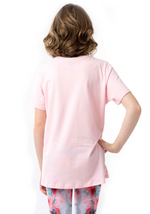 Twinkle Double Icon T-Shirt - pink