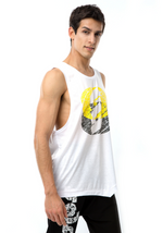 Double Icon Men's Muscle Tank