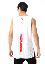 Painted Logo Men's Tank