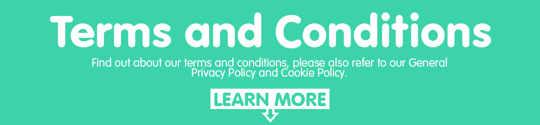 Find out about our terms and conditions, please also refer to our General Privacy Policy and Cookie Policy.