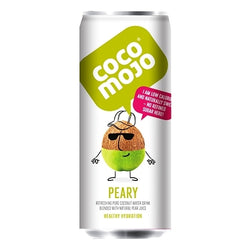 CocoMojo Joy Coconut Water With Natural Pear 250ml |  Offer 5 for £1