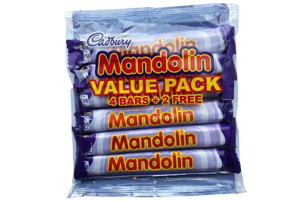 Cadbury - Mandolin 6 x 28g | 2 for £1