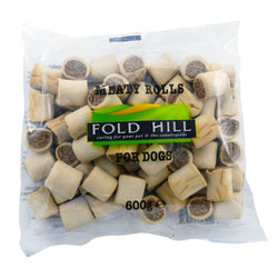 Fold Hill Meaty Rolls for Dogs 600g