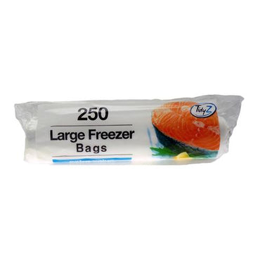 AIL Extra Value Freezer Bags 250s