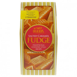 The Sweet Delicious Salted Caramel Fudge 250g | 2 for £1