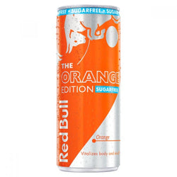 Red Bull Sugar Free Orange 250ml | 2 for £1
