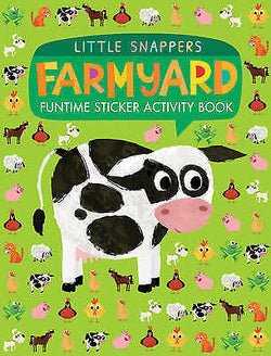 Childrens Farmyard: Funtime Sticker Activity Book