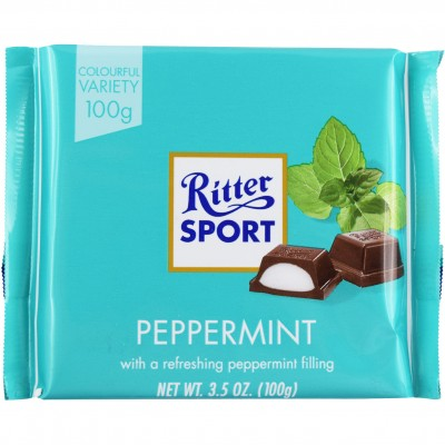 Ritter Sport peppermint 100g | 2 for £1